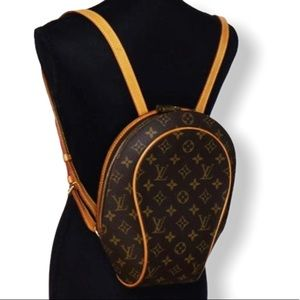 Louis Vuitton Ellipse Sac A Dos Backpack
